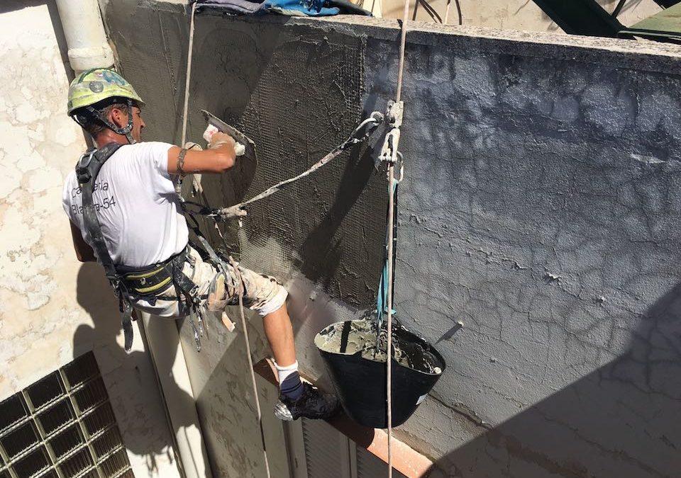 Restauración del forjado en cubierta de terrazas, lo que debes saber