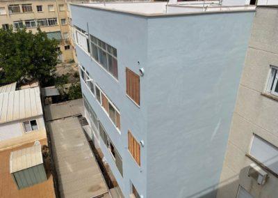Rehabilitación de fachada en Arenal, Cala 10